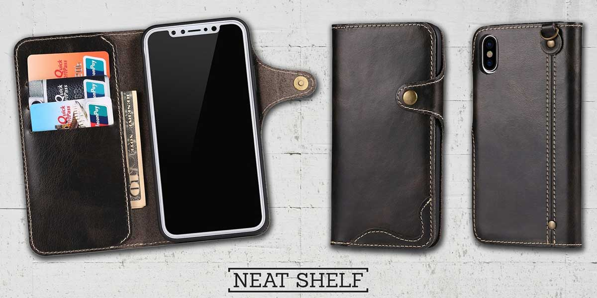 Picture of Genuine leather iphone case