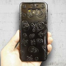 skull galaxy S8 plus case