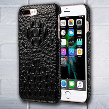 Genuine Black iPhone 7 Plus Alligator case