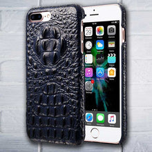 Navy Crocodile iPhone 8 Plus case Review