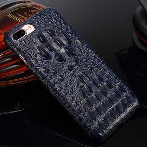 Navy Alligator iPhone 8 Plus case Review