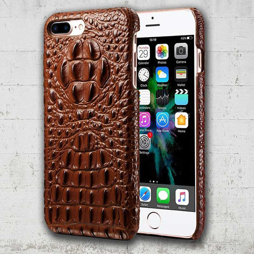 alligator iphone SE case