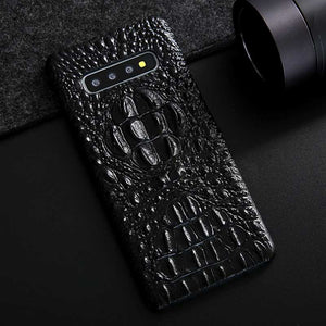 alligator galaxy S10 case