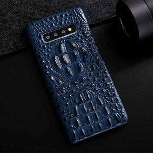crocodile samsung galaxy s10-plus case