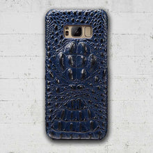Navy Alligator smartphone case for Galaxy Note8