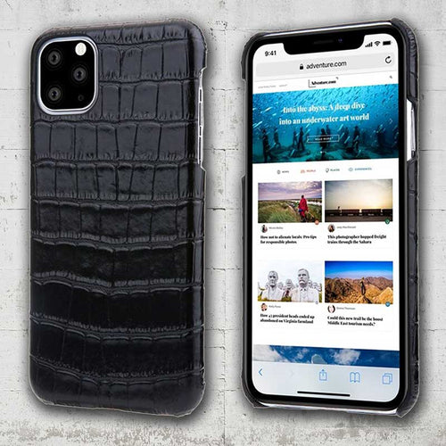 crocodile iphone 11 pro max case