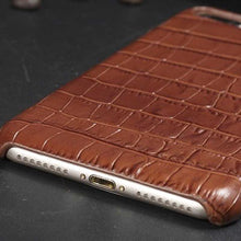 Croco skin iphone 8 case