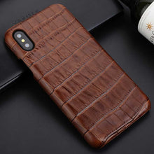 iphone x crocodile case