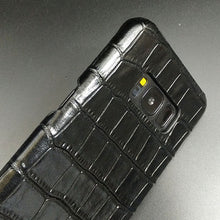 Black Crocodile Galaxy S8plus case