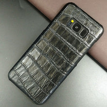 Genuine Crocodile Galaxy S8 plus case