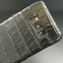 Black Crocodile Galaxy S8 case
