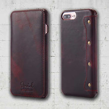 leather iphone book case