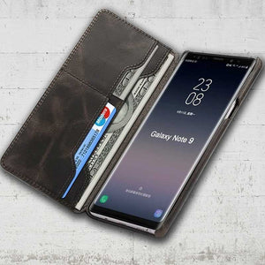 Wallet case for Galaxy Note9