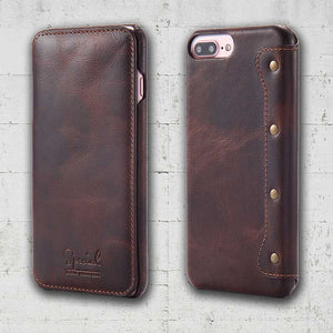 Leather Folio Phone Case