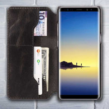 credit card phone case galaxy note8