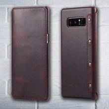 Galaxy Note 8 smartphone wallet case