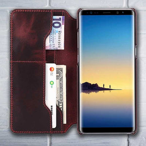 best phone wallet for Galaxy Note 8