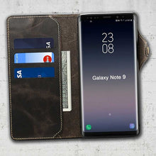 Load image into Gallery viewer, note 9 detachable wallet case