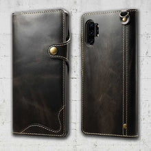 Load image into Gallery viewer, handmade leather note 10 case