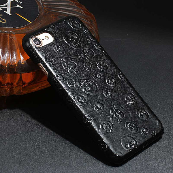 Skull iphone 7 case