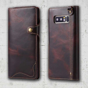 Note 8 smartphone wallet case