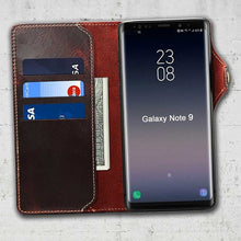 Load image into Gallery viewer, wallet case note 9