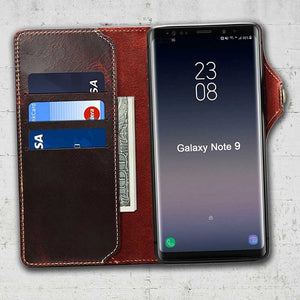 wallet case note 9