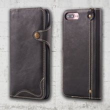 Load image into Gallery viewer, SE 2020 Leather Wallet Case