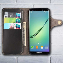 Samsung Galaxy S8 mens phone wallet