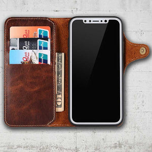 Magnetic iPhone XS case
