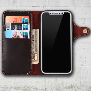 iPhone X sMax wallet