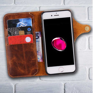 mens wallet phone case iPhone 8