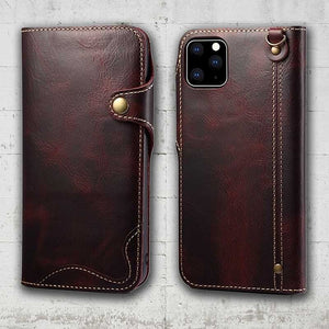 iphone leather case patina