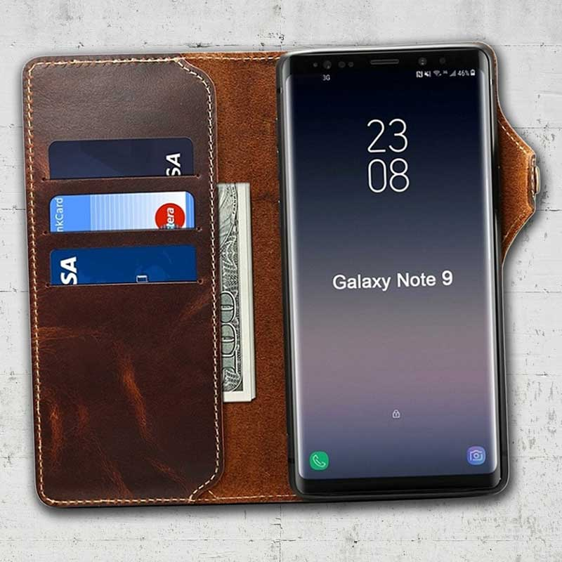 note 9 card holder case