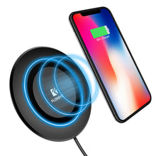 Load image into Gallery viewer, Qi Fast Wireless Charging Pad