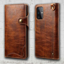 Load image into Gallery viewer, leather phone cases samsung