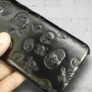 Picture of Skull phone case for Galaxy S8 and S8+