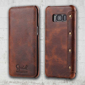 leather folio case