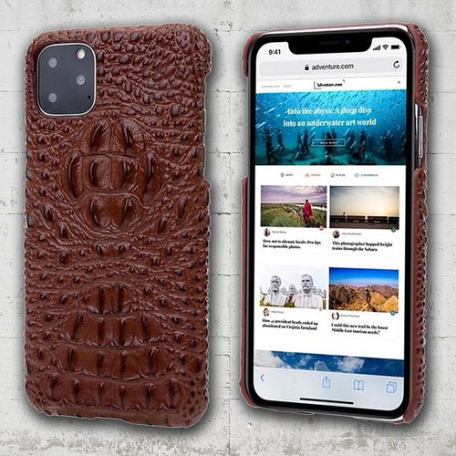 crocodile iphone 11 case