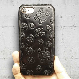 Skull iPhone 7 case and Skull iPhone 8 case