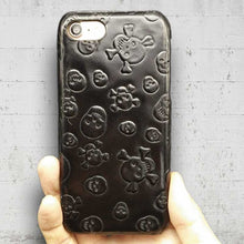 Load image into Gallery viewer, Leather Skull Case