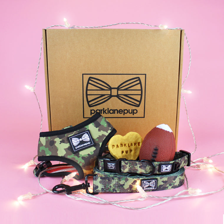 Special Edition: Sergeant Stripe Gift Set!