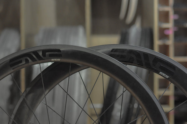 Enve SES 4.5 Clincher | DT Swiss 180 Carbon Ceramic