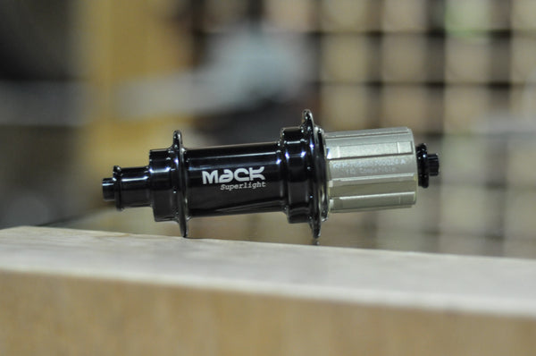 Mack Superlight Road Rear Hub