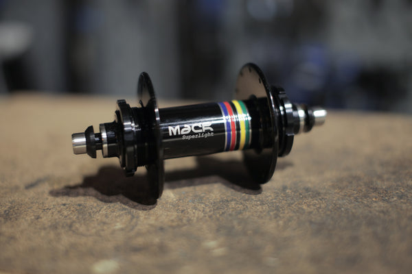 Mack Superlight WCS High Flange Rear Hub