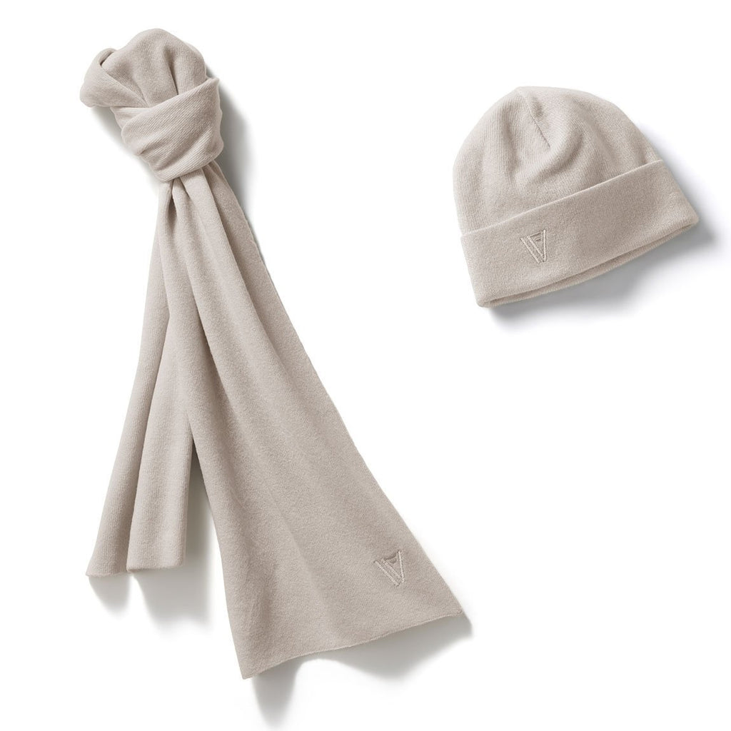 Cashmere Blend Combination Crême