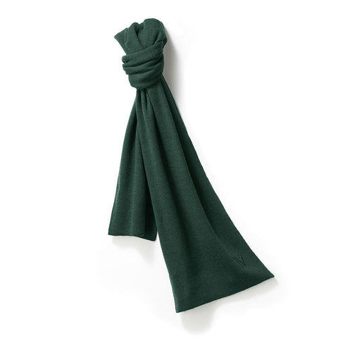 Merino Scarf Racing Green