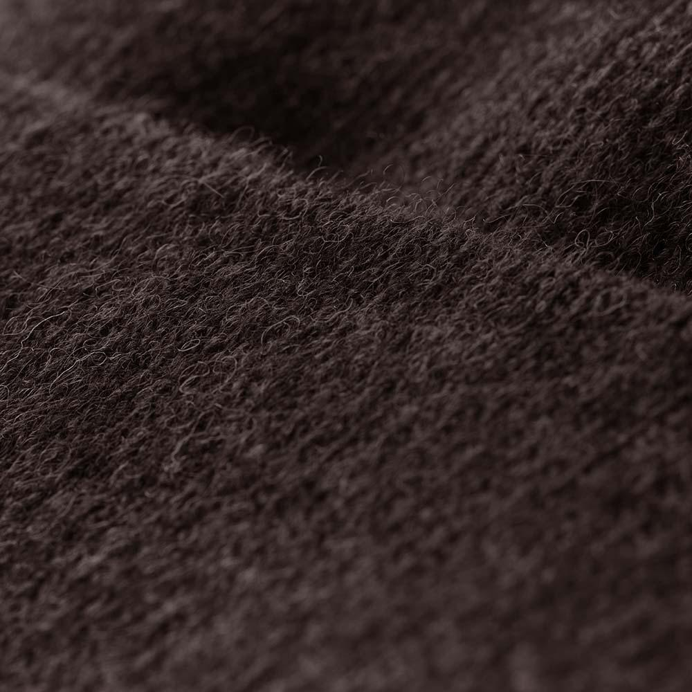 Cashmere Blend Combination Brown