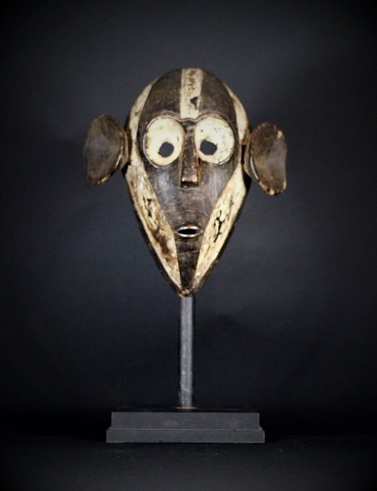 BOA Pongdudu Mask - Democratic Republic of the Congo