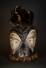 Fang Ngontanga Four-Faced Helmet Mask